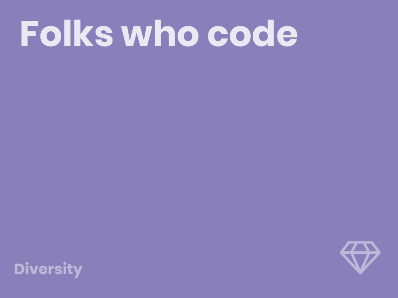 Folks who code